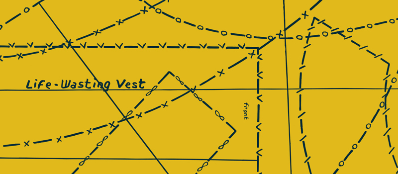 Yellowhead — Life-Wasting Vest